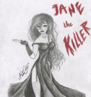 Jane the Killer [Formal Wear] by strawberryneko2