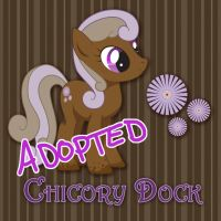 MLP Adoptable - Chicory (CLOSED) by nightingale5601