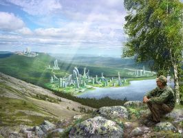Revived world by Sikarbi