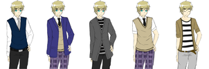 VN Sprites: David Kirkland 1 by BlueStorm-Studio