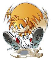Tails by herms85