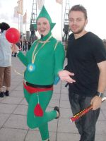 Tingle Cosplay by hinn888