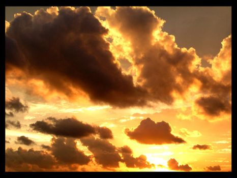 .into the sunset. by Kurimou