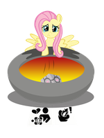 My Little Portal: Fluttershy's Biggest Regret (2) by SonicRainPwn