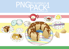 PNG_PACK#1 by Fluorald