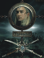 Thranduil, King of Woodland Realm by LadyCyrenius