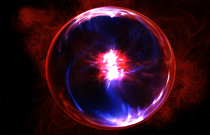 Project Universe: plasma ball! by Archange1Michael