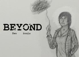 Beyond : Two Souls. Jodie and Aiden by alialiris