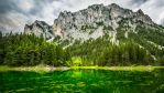 Shaded Green II by hannes-flo