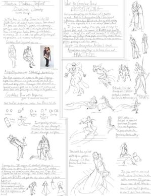 Kirilee - Gesture Drawing Write up by slyshand