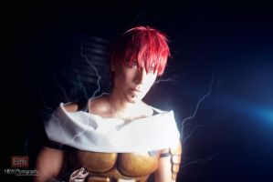 Magi: The Labyrith of Magic - Masrur Cosplay 2 by Elffi