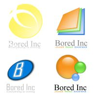 Bored Logos by blueburn