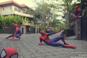 The Amazing SpiderMan 2 Cosplay Shoot by cyphon051