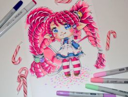 Ragdoll Poppy by Lighane