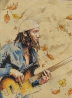 Mr. Pastorius by ForNowWeToast