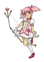 Madoka by Shannon-Long