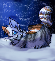 Never too much snow by SheepMaker