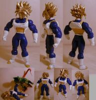 DragonballZ USJ2 Trunks custom by pgv