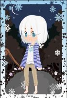 Me as Jack Frost by GamerGirl14