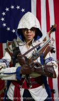 Patriot Kenway by kimberlystudio