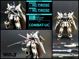 Combat-UC/Revival (Customized Build) by NGTirose