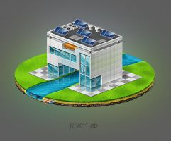 Riverlab by st-valentin