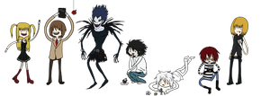 It's Death Note time by June-Rosenfield