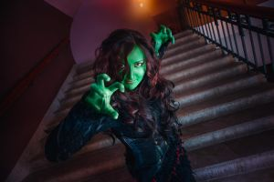 The Wizard of Oz - Elphaba by Molza