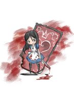 Alice Madness Returns Chibi by Violet1202