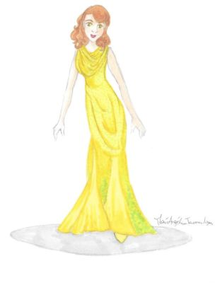 Sleek in Yellow by AngelicalDesign