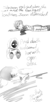Littlewolfeh's Story by Siiahh