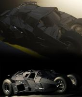 The Batmobile by chapboy
