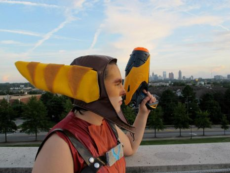 Ratchet - Ratchet and Clank cosplay by Drantis