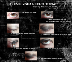 Visual Kei Makeup Tutorial by SeikouChan