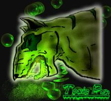 Toxic Pup Acidic by Blood-Lust3000
