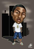 Pharrell by JDU1