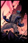 Wolverine Tokyo Colors by Ross-A-Campbell