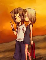 Shaman King by LazyTurtle