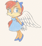 Blue Angel by Pok3yGamrGirl