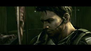 Angry Chris Redfield BSAA by Tommyfighter