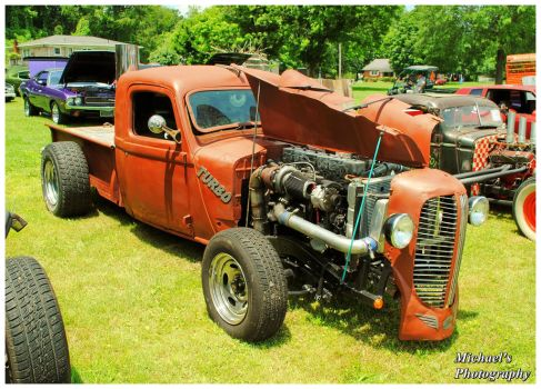 A Dodge Rat Rod Truck by TheMan268