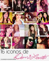 iconsofdemi. by MyloveRobsten