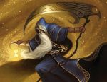Father Time by alexstoneart