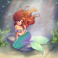 Mermaid *3* by keitenstudio