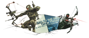 CRYSIS 3 BANNER by FYPO