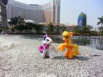 Entry: Ponies Around the World 2014 (2) by meto30
