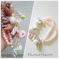 Sweets Bracelet by kikums