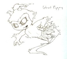 PG - Ghost Pygmy by MysticFeather