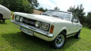 Ford Taunus TC - Front by Arek-OGF