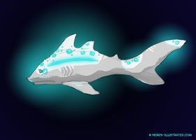 WII Shark by miggea
